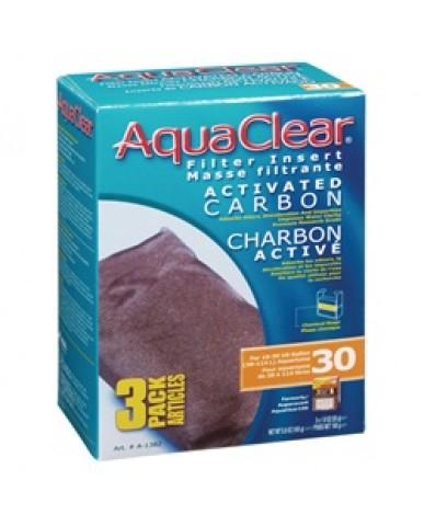 Aqua Clear | Masse filtrante de charbon activé 30 pour aquarium de 38 à 114 litres