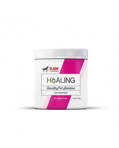 Raw Support | Healing - Antioxydant naturel pour chien & chat / 128g