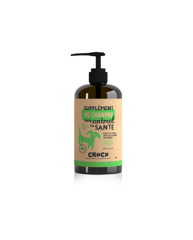 CROCX | Supplément nutritif 100% naturel / 8 oz