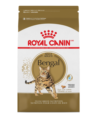Royal Canin | BREED | Nourriture pour chat de race Bengal - Adulte / 7 lbs