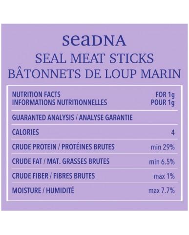 SEADNA | Bâtonnet de loup-marin pour chien / 100G