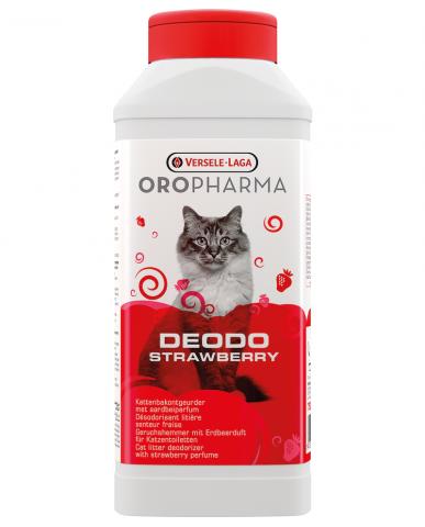 VERSELE-LAGA | Oropharma - Déodorant pour litière - fraise