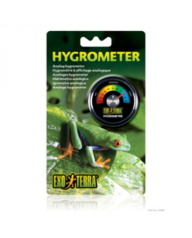 EXO TERRA | Hygromètre de base