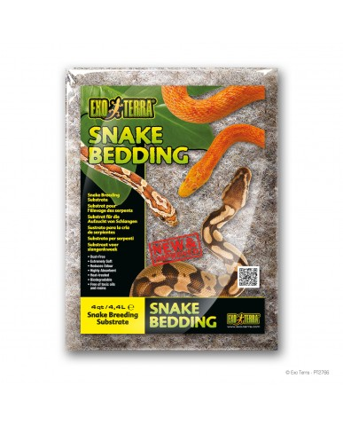 EXO TERRA | Substrat pour élevage de serpent - bois non traité