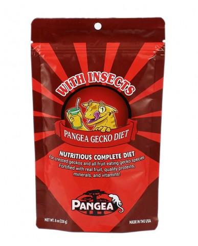 Pangea | Nourriture pour gecko à crête - Mélange de fruits & insectes / 2 oz (56g)