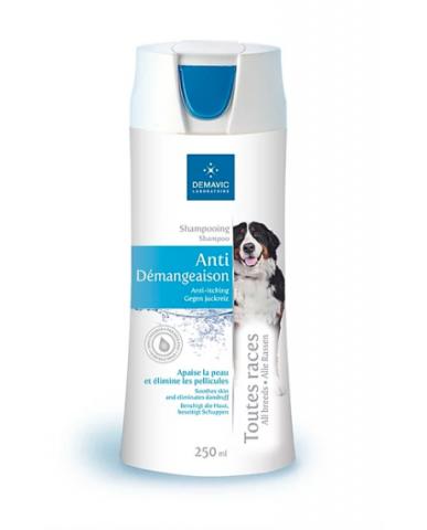 DEMAVIC LABORATOIRE | Shampooing anti-démangeaison / 250 ml