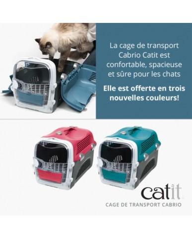 CATIT / Cabrio | Cage de transport pour chat