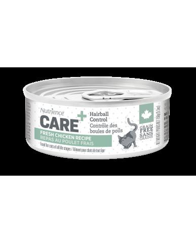 NUTRIENCE CARE | nourriture pour chat en conserve - Contrôle des boules de poids / 156g (5.5 oz)