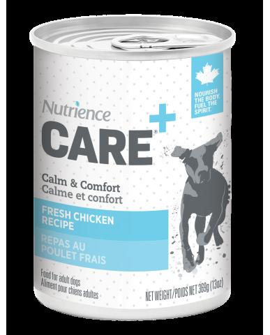 NUTRIENCE CARE | Nourriture pour chien en conserve - calme et confort / 369g (13 oz)