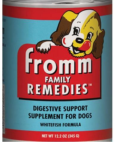 FROMM | FAMILY REMEDIES - Nourriture pour chien en conserve - poisson-blanc / 345g