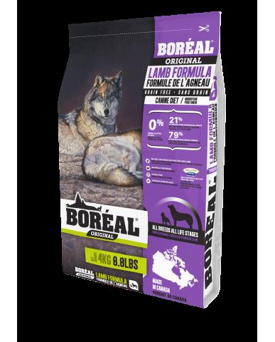 BORÉAL ORIGINAL | nourriture pour chien - agneau / 3.99 kg (8.8 lbs)