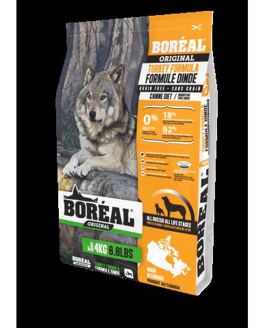 BORÉAL ORIGINAL | nourriture pour chien - dinde / 3.99 kg (8.8 lbs)