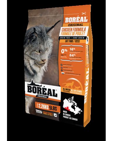 BORÉAL ORIGINAL | nourriture pour chat - poulet / 2.26 kg (5 lbs)