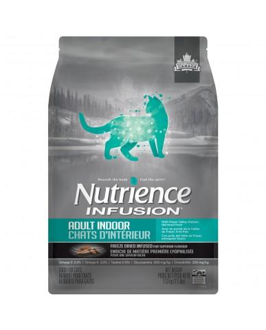 Nutrience infusion | Nourriture pour chat adulte d'intérieur - poulet