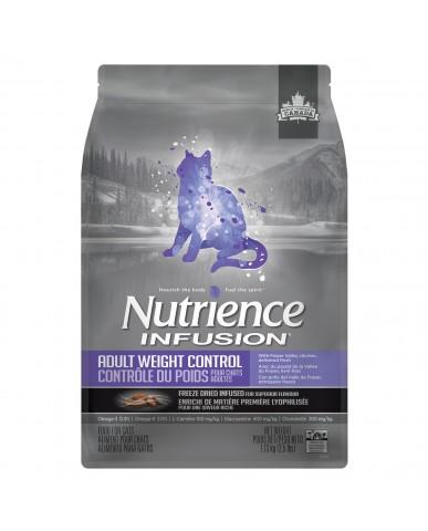 Nutrience infusion | Nourriture pour chat adulte - contrôle du poids - poulet