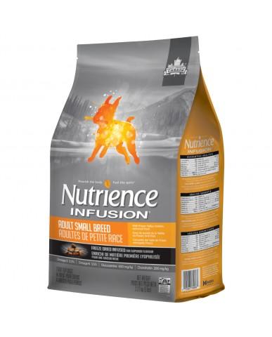nutrience infusion | Nourriture pour chien adulte (petite race) - poulet / 2.27 kg (5 lbs)
