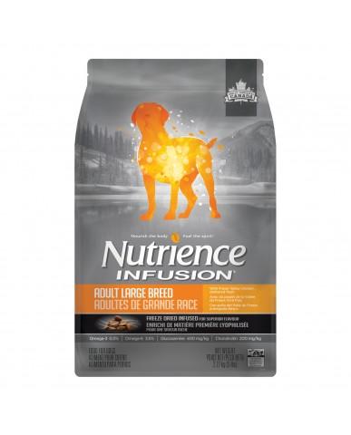 nutrience infusion | Nourriture pour chien adulte (grande race) - poulet / 2.27 kg (5 lbs)