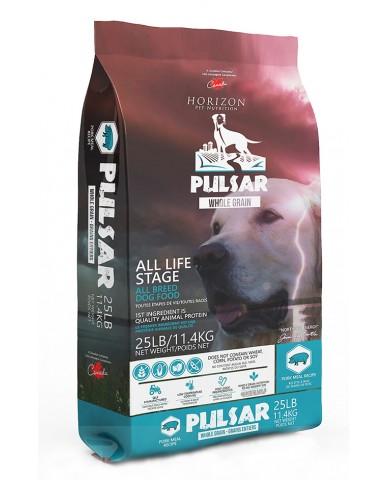 HORIZON | PULSAR - Nourriture pour chien (avec grains) - Porc / 4 kg (8.8 lb)