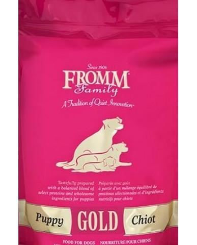 FROMM | GOLD - NOURRITURE POUR chiot - Poulet / 2.3 KG (5 LBS)