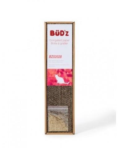 BUD'Z | Planche à griffer avec herbe - petit format