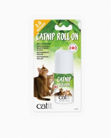 CATIT | Applicateur à bille d'herbe à chat / 50 ml