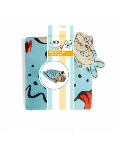 ALL FOR PAWS | Sac bruyant pour chat