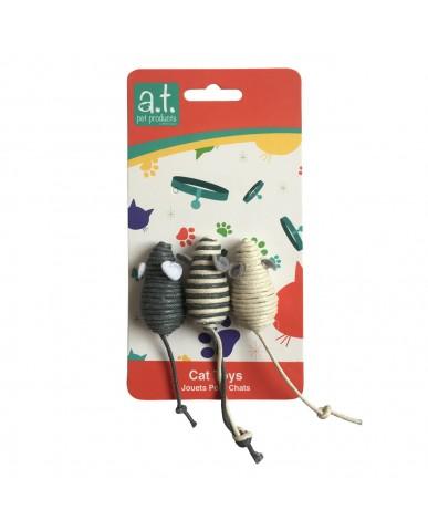 A.T products | Jouet pour chat - Souris (3)