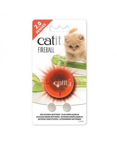 CATIT | Senses - Balle fireball pour chat