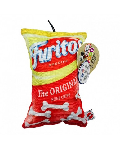 SPOT - Jouet pour chien - sac de chips / Furitos