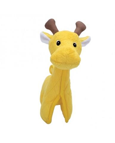 ZEUS | Safari | Jouet pour chien robuste - girafe jaune