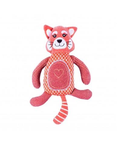 RESPLOOT | Jouet pour chien - Panda roux - Chine