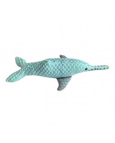 RESPLOOT | Jouet pour chien - dauphin du Gange - Inde