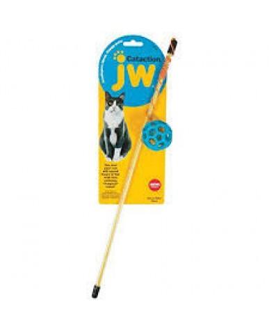 JW PET | Canne à pêche pour chat Cataction