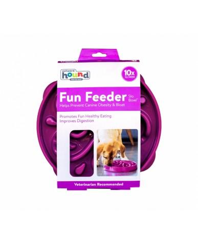 Outward Hound | Bol ralentisseur & interactif pour chien