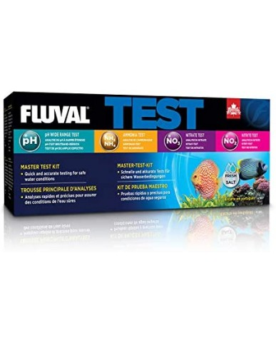 fluval | test d'analyse d'eau