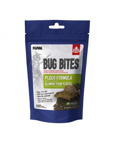 FLUVAL | Bug Bites Bâtonnets pour plécos (Moyen/Grand) 130g