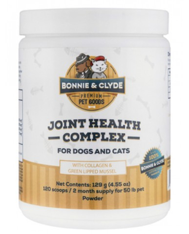 BONNIE & CLYDE | Formule santé articulaire - 129g