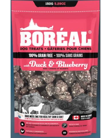 BORÉAL | Gâterie pour chien sans grains, sans gluten avec Zinc ajouté - 150G