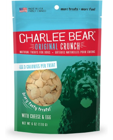 CHARLEE BEAR   Gâterie naturelle pour chien - 6 oz