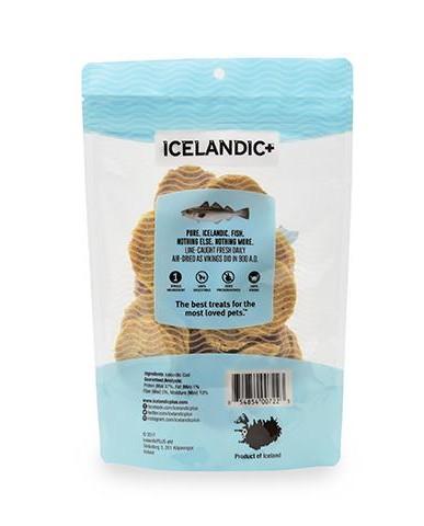 ICELANDIC+   Croustille de morue - 2.5 oz