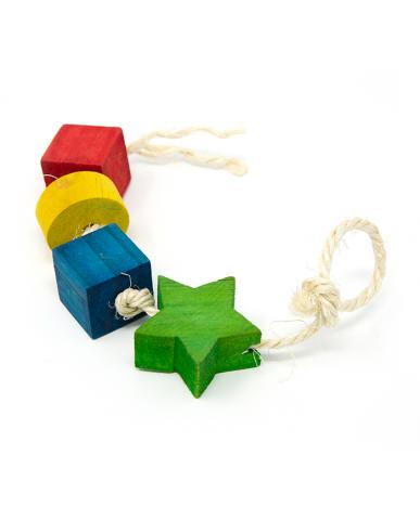 OXBOW | Guirlande de jeu coloré