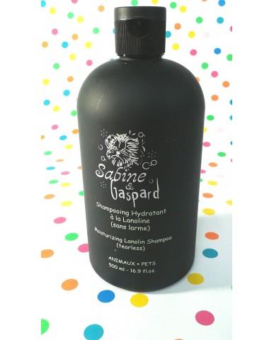 Sabine et Gaspard | Shampoing hydratant à lanoline | 1L